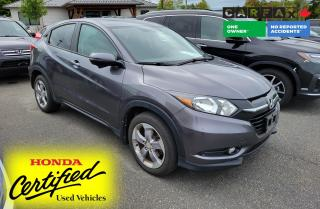 Used 2018 Honda HR-V EX 1 OWNER - NO ACCIDENTS   AWD   SUNROOF   REMOTE START   HEATED SEATS for sale in Huntsville, ON