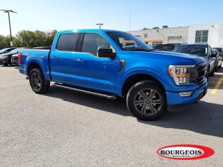 Used 2021 Ford F-150 XLT HEATED SEATS, 12 INCH DISPLAY for sale in Midland, ON