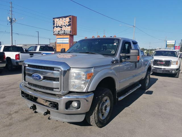 2011 Ford F-250 4X4*EXT CAB*SHORT BOX*6.2 V8*AS IS SPECIAL
