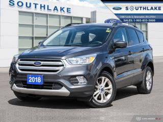 Used 2018 Ford Escape SE for sale in Newmarket, ON