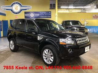 Used 2014 Land Rover LR2 4WD Only 92K, Panoramic Roof, Fully Loaded for sale in Vaughan, ON
