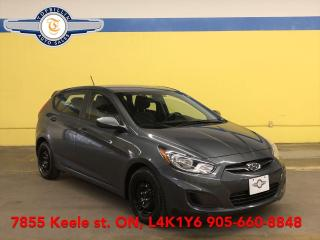 Used 2013 Hyundai Accent Auto, Heated Seats, 2 Years Warranty for sale in Vaughan, ON