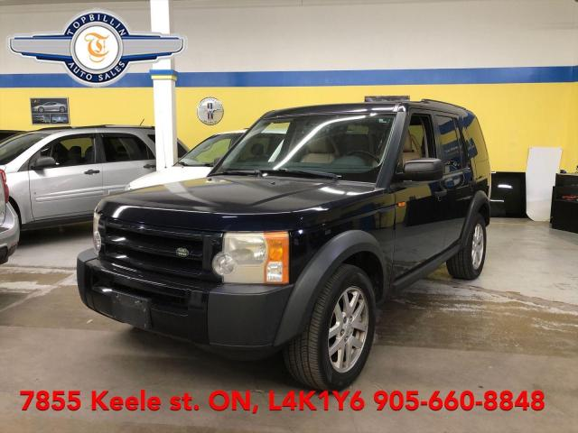 2007 Land Rover LR3 7 Pass, Dual Roof, 2 Years Warranty