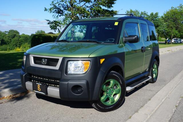 2006 Honda Element RARE /MANUAL /NO ACCIDENTS /NEW CLUTCH /2 SETS RIM