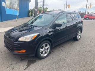 Used 2014 Ford Escape S/BACKUPCAMERA/NOACCIDENT/BLUETOOTH/CERTIFIED for sale in Toronto, ON