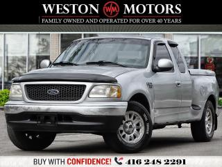 Used 2001 Ford F-150 TRITON*SPORT*V8*BED COVER*SOLD AS IS!!* for sale in Toronto, ON