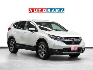Used 2018 Honda CR-V EX-L AWD LEATHER SUNROOF HEATED SEATS for sale in Toronto, ON