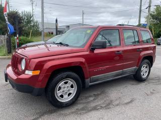 Used 2011 Jeep Patriot Sport, MANUAL TRANSMISSION, 124 KM for sale in Ottawa, ON