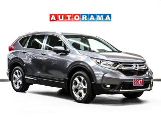 Used 2017 Honda CR-V EX-L AWD Leather Sunroof Backup Cam for sale in Toronto, ON
