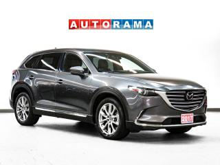 Used 2017 Mazda CX-9 Signature AWD Nav Leather Sunroof Backup Cam for sale in Toronto, ON