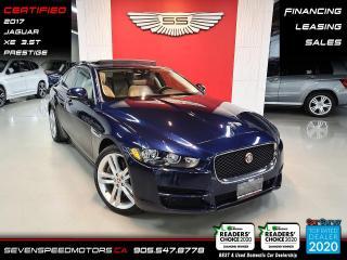 Used 2017 Jaguar XE 4dr Sdn V6 SC Prestige for sale in Oakville, ON