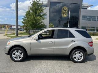 Used 2008 Mercedes-Benz M-Class M-Class CDI, Diesel, AWD, Leather, Sunroof, Auto for sale in Toronto, ON