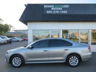 Used 2013 Volkswagen Passat ALL POWERED,BLUETOOTH,CLEAN CARFAX,CERTIFIED for sale in Mississauga, ON