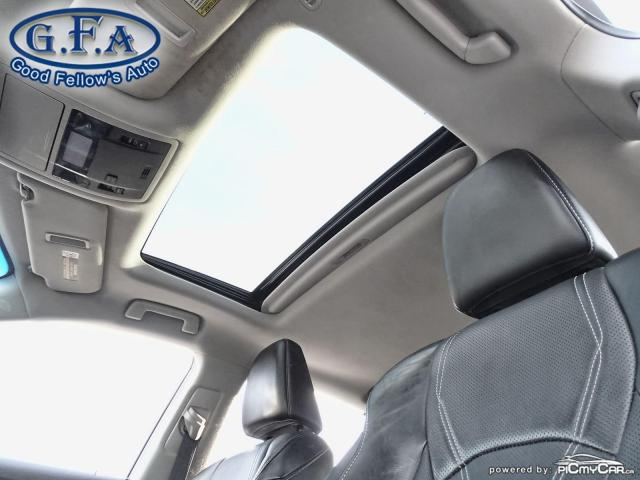 2017 Lexus RX 450h HYBRID, AWD, LEATHER SEATS, SUNROOF, NAVIGATION Photo7
