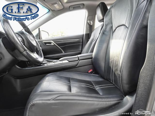 2017 Lexus RX 450h HYBRID, AWD, LEATHER SEATS, SUNROOF, NAVIGATION Photo8