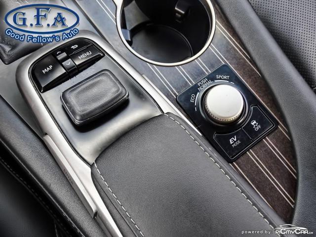 2017 Lexus RX 450h HYBRID, AWD, LEATHER SEATS, SUNROOF, NAVIGATION Photo16