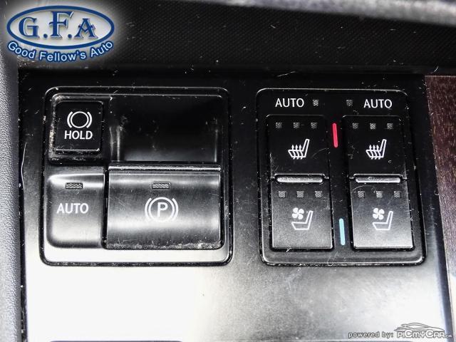 2017 Lexus RX 450h HYBRID, AWD, LEATHER SEATS, SUNROOF, NAVIGATION Photo18
