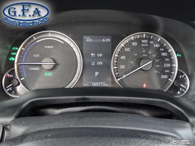 2017 Lexus RX 450h HYBRID, AWD, LEATHER SEATS, SUNROOF, NAVIGATION Photo19