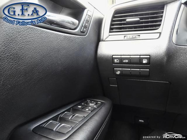 2017 Lexus RX 450h HYBRID, AWD, LEATHER SEATS, SUNROOF, NAVIGATION Photo20