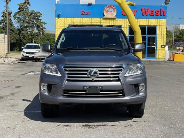 2015 Lexus LX 570 Ultra Premium  Navigation/DVD/Sunroof Photo7