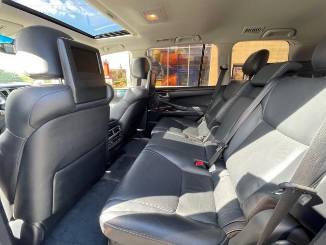 2015 Lexus LX 570 Ultra Premium  Navigation/DVD/Sunroof Photo10