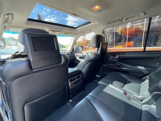 2015 Lexus LX 570 Ultra Premium  Navigation/DVD/Sunroof Photo11