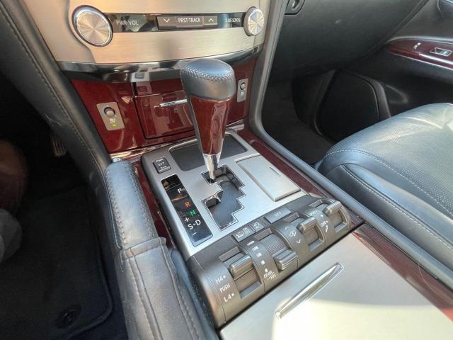 2015 Lexus LX 570 Ultra Premium  Navigation/DVD/Sunroof Photo15