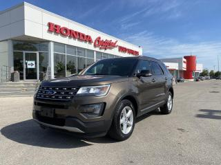 Used 2016 Ford Explorer XLT AWD V6 | BLUETOOTH | LOCAL for sale in Winnipeg, MB