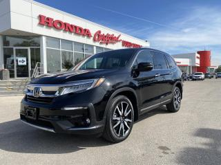Used 2019 Honda Pilot Touring 8-Passenger AWD | LOADED for sale in Winnipeg, MB
