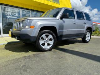 Used 2017 Jeep Patriot Sport/North Clean CarFax! 4X4! North Edition! for sale in Kingston, ON