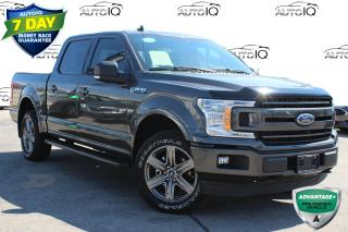 Used 2020 Ford F-150 XLT 302A  SPORT CREW CAB 4X4 CERTIFIED for sale in Hamilton, ON