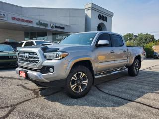 Used 2017 Toyota Tacoma SR5 for sale in Sarnia, ON