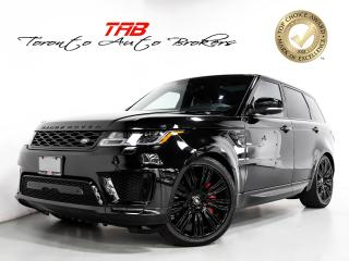 Used 2019 Land Rover Range Rover Sport | 22 IN WHEELS | NAVI | PANO | 22 IN WHEELS for sale in Vaughan, ON