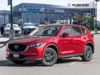 Used 2019 Mazda CX-5 GS 0.99% FINANCE AVAIALBLE| ONE OWNER| NO ACCIDENT for sale in Mississauga, ON
