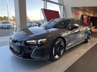 Used 2022 Audi RS 4 e-tron GT quattro Perform Pkg | Nappa Leather | Black Badges for sale in Whitby, ON