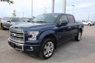 Used 2017 Ford F-150 3.5L Limited for sale in Whitby, ON