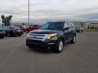 Used 2015 Ford Explorer XLT   $0 DOWN - EVERYONE APPROVED!! for sale in Calgary, AB