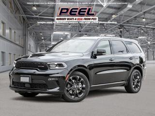 New 2021 Dodge Durango R/T for sale in Mississauga, ON