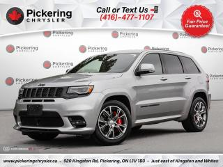 Used 2018 Jeep Grand Cherokee SRT - PANO ROOF/LOW MILEAGE/PERF. AUDIO+BRAKES for sale in Pickering, ON