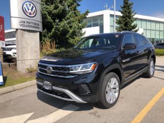 New 2021 Volkswagen Atlas Cross Sport 3.6L V6 SEL for sale in Surrey, BC