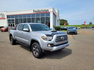 Used 2017 Toyota Tacoma SR5 for sale in Fredericton, NB