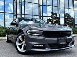Used 2018 Dodge Charger SXT|REAR VIEW|ALLOYS|TRACTION CONTROL|CRUISE CONTROL|CARPLAY for sale in Brampton, ON