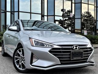 Used 2019 Hyundai Elantra SEL|SUNROOF|LANEASSIST|CARPLAY|HEATED SEATS|LEATHER INTERIOR for sale in Brampton, ON