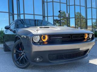 Used 2018 Dodge Challenger SXT|ALLOYS|SUNROOF|REAR VIEW|CRUISE CONTROL|LEATHER INTERIOR for sale in Brampton, ON