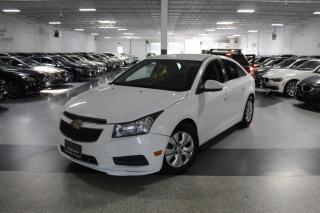 Used 2014 Chevrolet Cruze LT I REMOTE STARTER I CRUISE I POWER OPTIONS I KEYLESS ENTRY for sale in Mississauga, ON