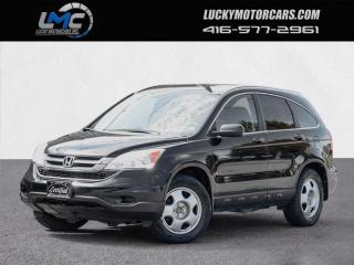 Used 2011 Honda CR-V 4WD LX-ONLY 105KMS-NO ACCIDENTS-CERTIFIED for sale in Toronto, ON