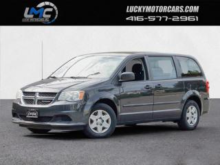 Used 2012 Dodge Grand Caravan SE-STOW N GO-ONLY 75KMS-CERTIFIED for sale in Toronto, ON