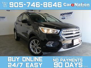 Used 2017 Ford Escape SE | REAR CAM | SYNC | NEW CAR TRADE | 1 OWNER for sale in Brantford, ON