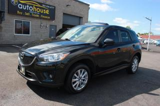 Used 2014 Mazda CX-5 SKYACTIV TECHNOLOGY /AWD /SUNROOF BACKUP CAMERA for sale in Newmarket, ON