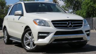 Used 2012 Mercedes-Benz ML-Class BlueTEC/AMG for sale in North York, ON